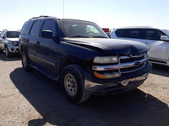 Salvage cars for sale at Tucson, AZ auction: 2003 Chevrolet Tahoe C150