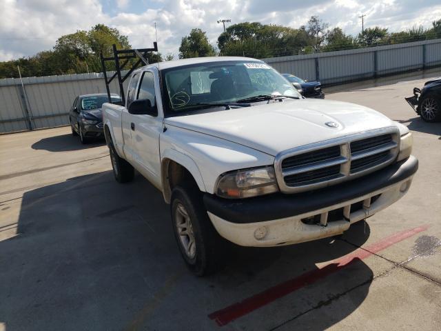 Dodge salvage cars for sale: 2004 Dodge Dakota Sport