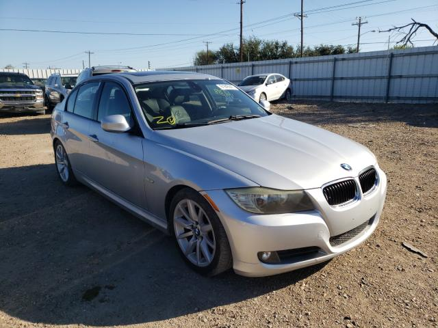 Salvage cars for sale from Copart Mercedes, TX: 2010 BMW 328 I