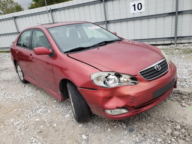 Salvage cars for sale at Prairie Grove, AR auction: 2006 Toyota Corolla CE