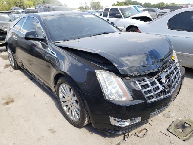 Cadillac Vehiculos salvage en venta: 2012 Cadillac CTS Perfor