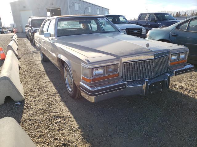 Cadillac Vehiculos salvage en venta: 1979 Cadillac Deville