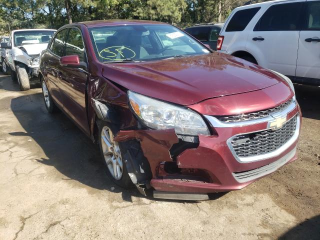 Salvage cars for sale from Copart Austell, GA: 2015 Chevrolet Malibu 1LT