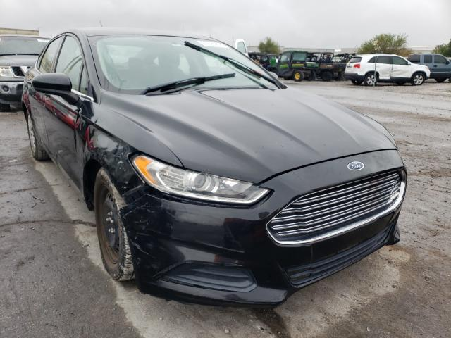 Salvage cars for sale from Copart Tulsa, OK: 2013 Ford Fusion S