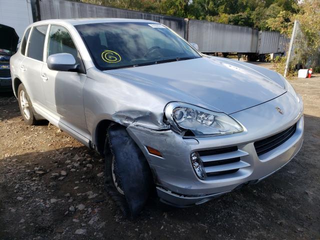 Porsche Cayenne salvage cars for sale: 2009 Porsche Cayenne