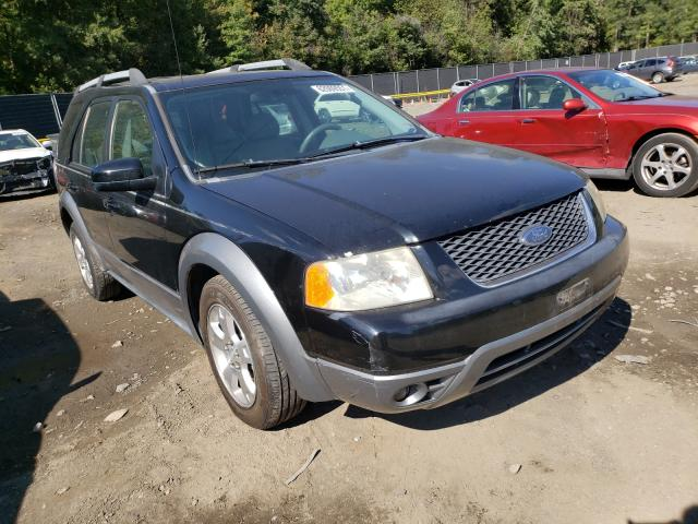 Ford Freestyle salvage cars for sale: 2006 Ford Freestyle