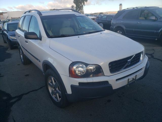 Vehiculos salvage en venta de Copart Martinez, CA: 2006 Volvo XC90