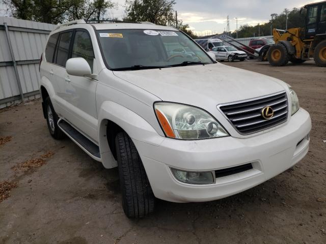Salvage cars for sale from Copart West Mifflin, PA: 2007 Lexus GX 470
