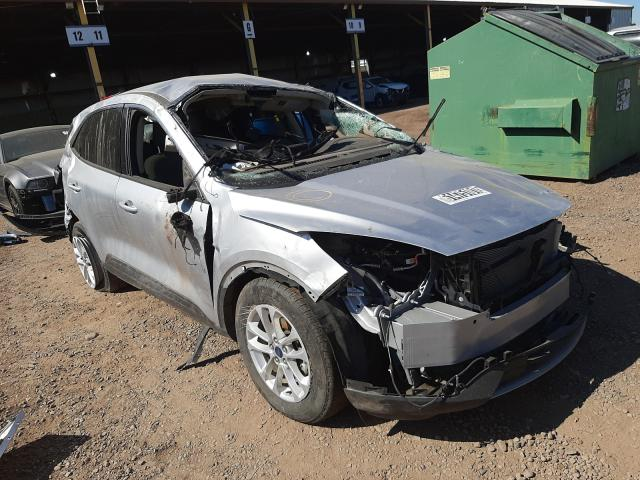 Salvage cars for sale from Copart Phoenix, AZ: 2020 Ford Escape SE