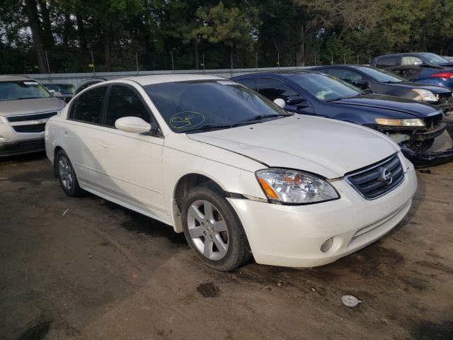 Salvage cars for sale from Copart Austell, GA: 2004 Nissan Altima Base