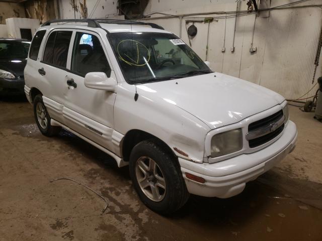 2004 Chevrolet Tracker LT en venta en Casper, WY