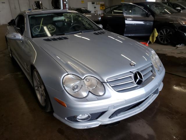 Vehiculos salvage en venta de Copart New Britain, CT: 2007 Mercedes-Benz SL 550