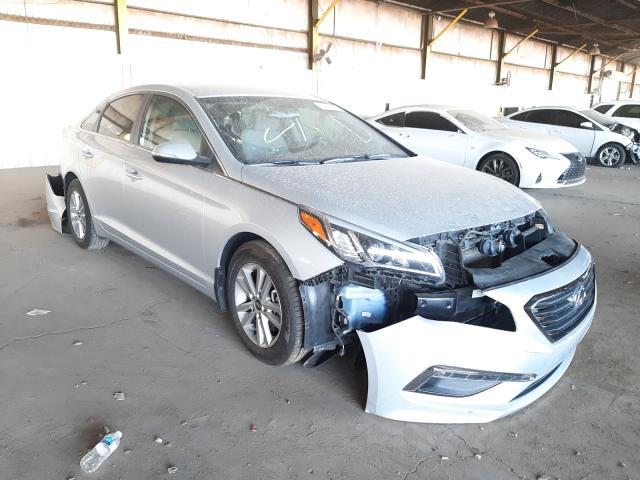 Salvage cars for sale from Copart Phoenix, AZ: 2015 Hyundai Sonata ECO