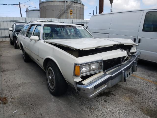 1989 Pontiac Safari en venta en Wilmington, CA