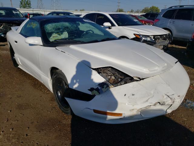 Pontiac Firebird salvage cars for sale: 1996 Pontiac Firebird