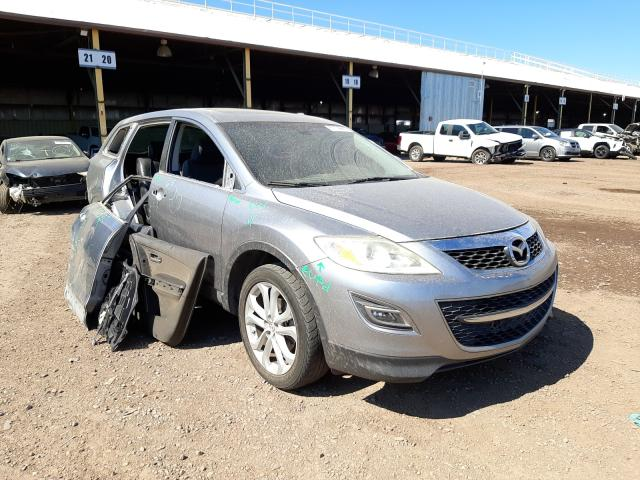 Salvage cars for sale from Copart Phoenix, AZ: 2011 Mazda CX-9