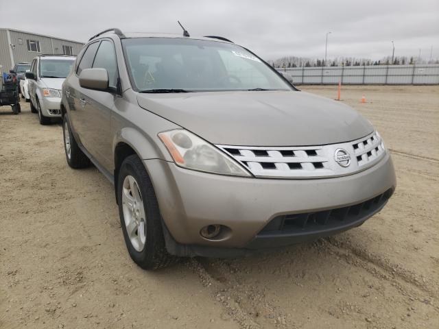 Nissan Vehiculos salvage en venta: 2003 Nissan Murano SL