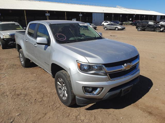 Salvage cars for sale from Copart Phoenix, AZ: 2015 Chevrolet Colorado L