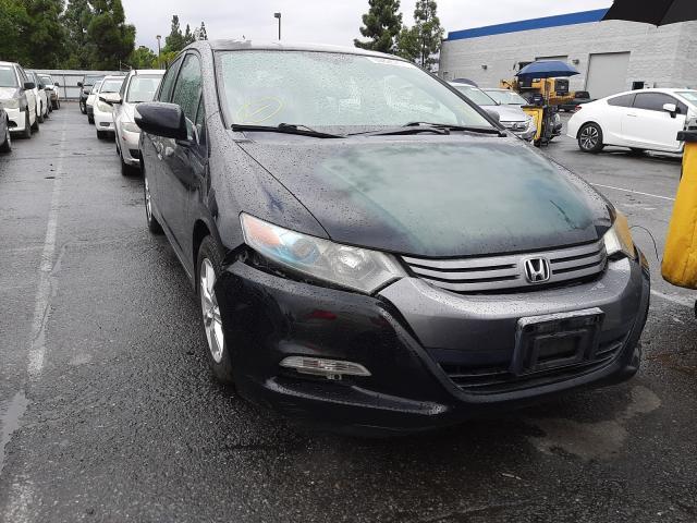 Honda Insight salvage cars for sale: 2010 Honda Insight