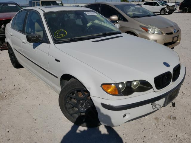 Salvage cars for sale from Copart Haslet, TX: 2004 BMW 325 I