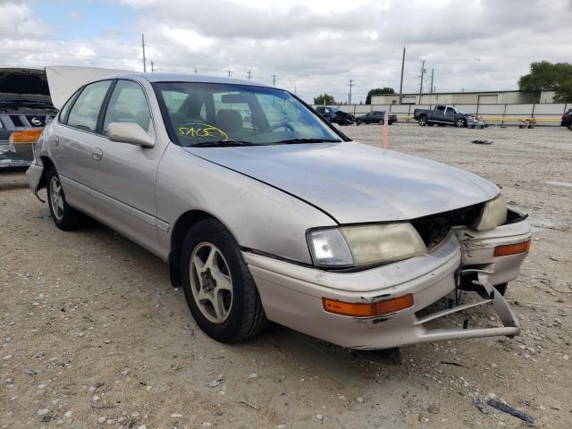 Salvage cars for sale from Copart Haslet, TX: 1997 Toyota Avalon XL