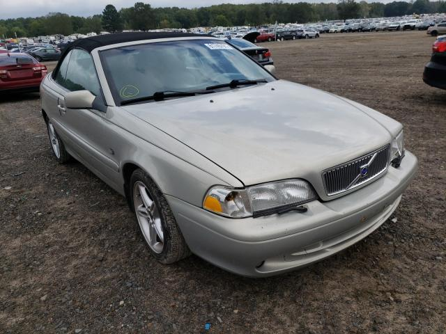 Salvage cars for sale at Conway, AR auction: 2001 Volvo C70 Turbo