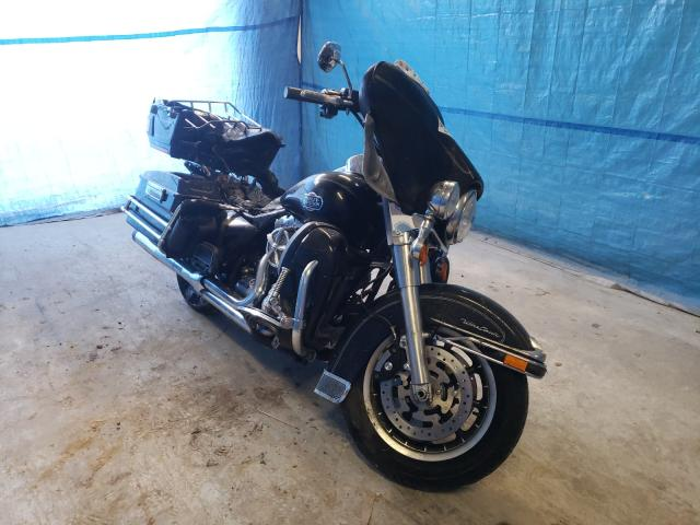 Salvage motorcycles for sale at Northfield, OH auction: 2008 Harley-Davidson Flhtcui