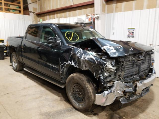 Salvage cars for sale from Copart Anchorage, AK: 2018 Chevrolet Silverado