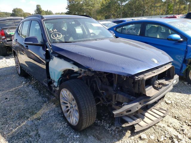 Salvage cars for sale from Copart Loganville, GA: 2014 BMW X1 XDRIVE2