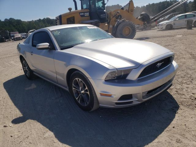 Salvage cars for sale at Florence, MS auction: 2014 Ford Mustang
