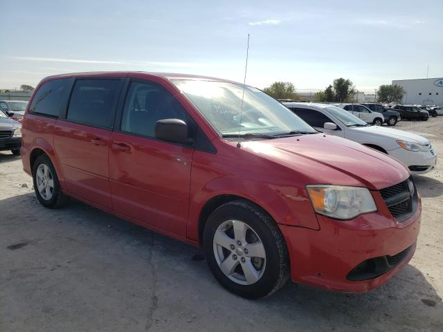 Salvage cars for sale from Copart Tulsa, OK: 2013 Dodge Grand Caravan
