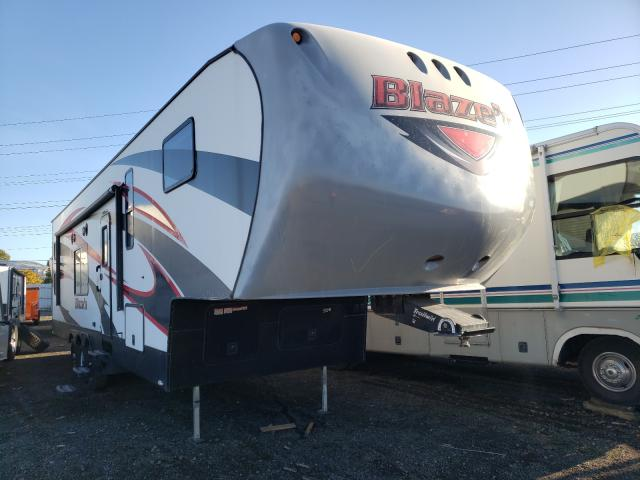 Other 5th Wheel salvage cars for sale: 2015 Other 5th Wheel