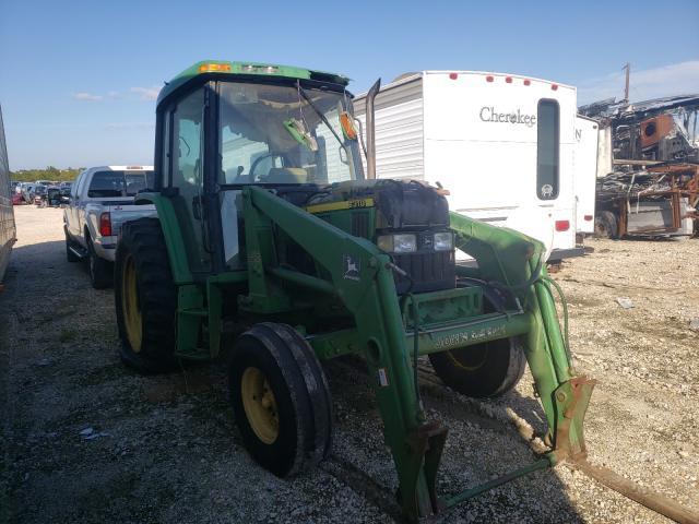 John Deere salvage cars for sale: 2001 John Deere Tractor