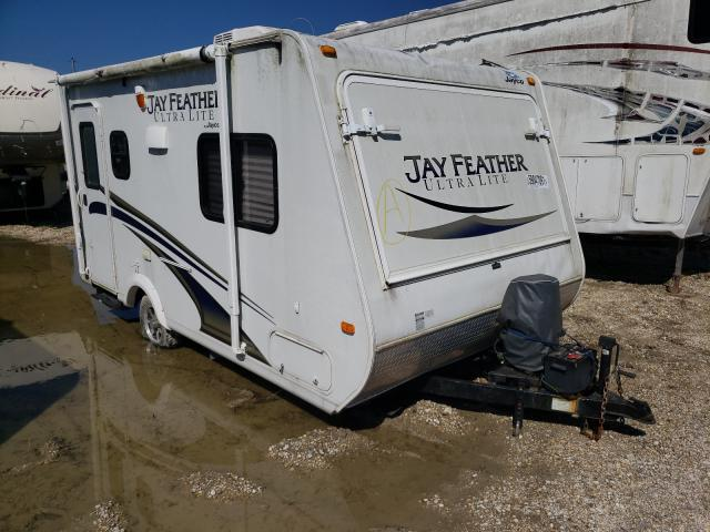 Salvage cars for sale from Copart New Orleans, LA: 2012 Jayco Jayfeather