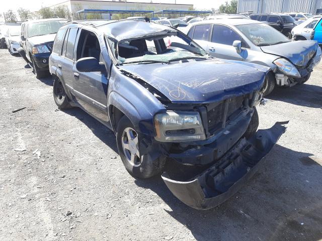 2004 Chevrolet Trailblazer en venta en Las Vegas, NV