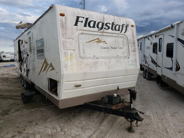 Flagstaff salvage cars for sale: 2009 Flagstaff Classic SU
