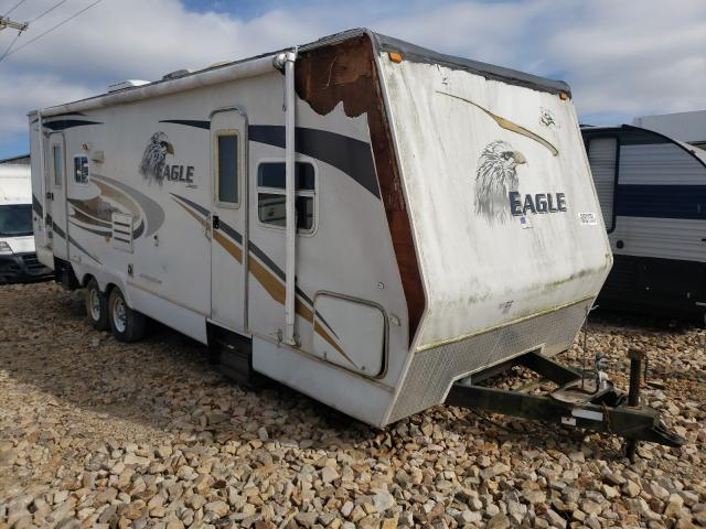 Jayco salvage cars for sale: 2007 Jayco Eagle