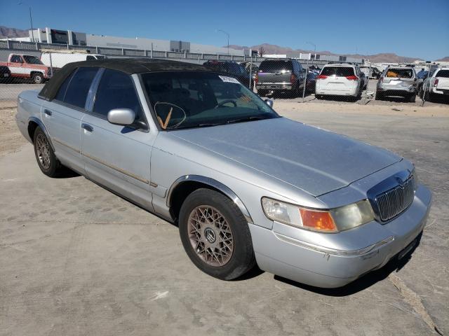 Mercury salvage cars for sale: 2001 Mercury Grand Marq
