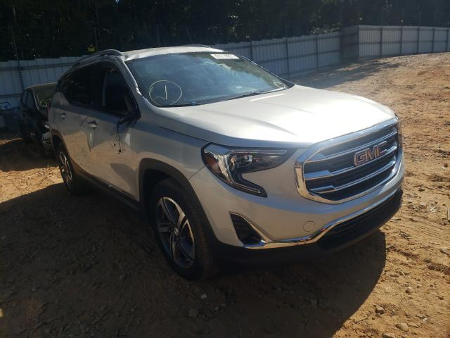Salvage cars for sale from Copart Austell, GA: 2019 GMC Terrain SL