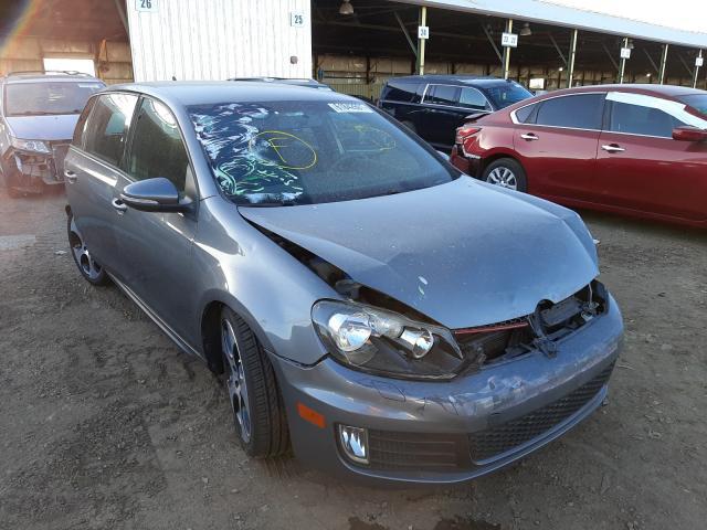 Volkswagen GTI salvage cars for sale: 2013 Volkswagen GTI