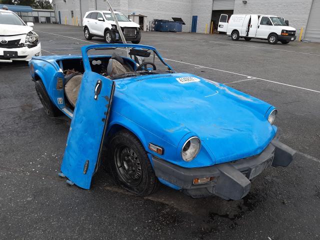 Triumph salvage cars for sale: 1979 Triumph Spitfire