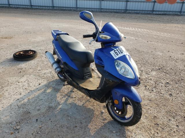 Salvage motorcycles for sale at Mercedes, TX auction: 2008 Bron Moped