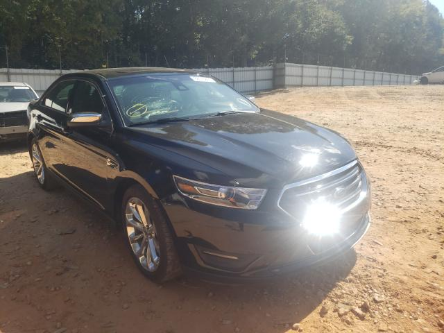 Salvage cars for sale from Copart Austell, GA: 2018 Ford Taurus LIM