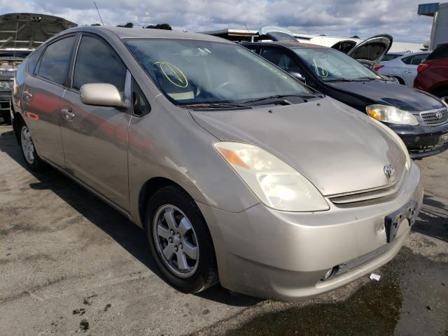 Toyota salvage cars for sale: 2004 Toyota Prius
