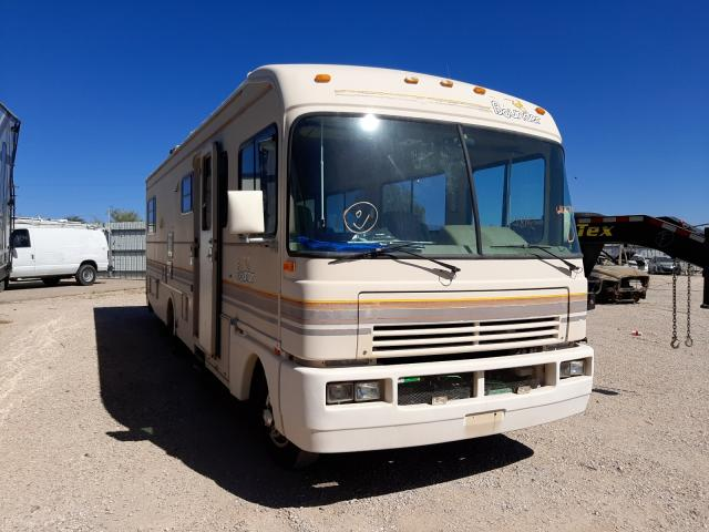 Fleetwood salvage cars for sale: 1990 Fleetwood Bounder