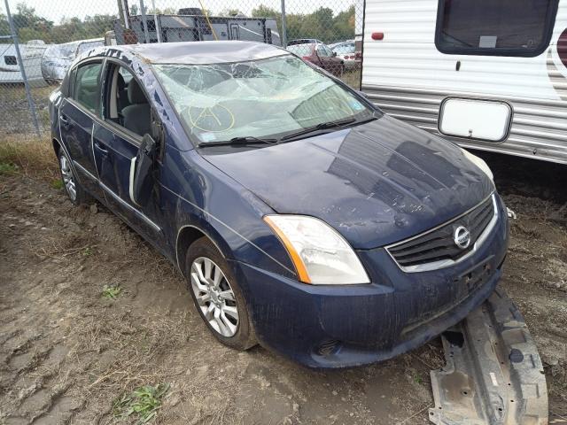 Nissan Vehiculos salvage en venta: 2011 Nissan Sentra 2.0
