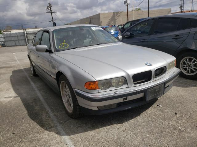 BMW Vehiculos salvage en venta: 2000 BMW 740 IL