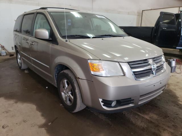 Dodge salvage cars for sale: 2009 Dodge Grand Caravan