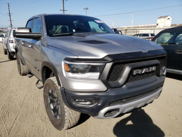 Dodge salvage cars for sale: 2020 Dodge RAM 1500 Rebel