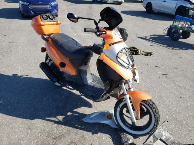 Salvage cars for sale from Copart Dunn, NC: 2020 Gato Scooter